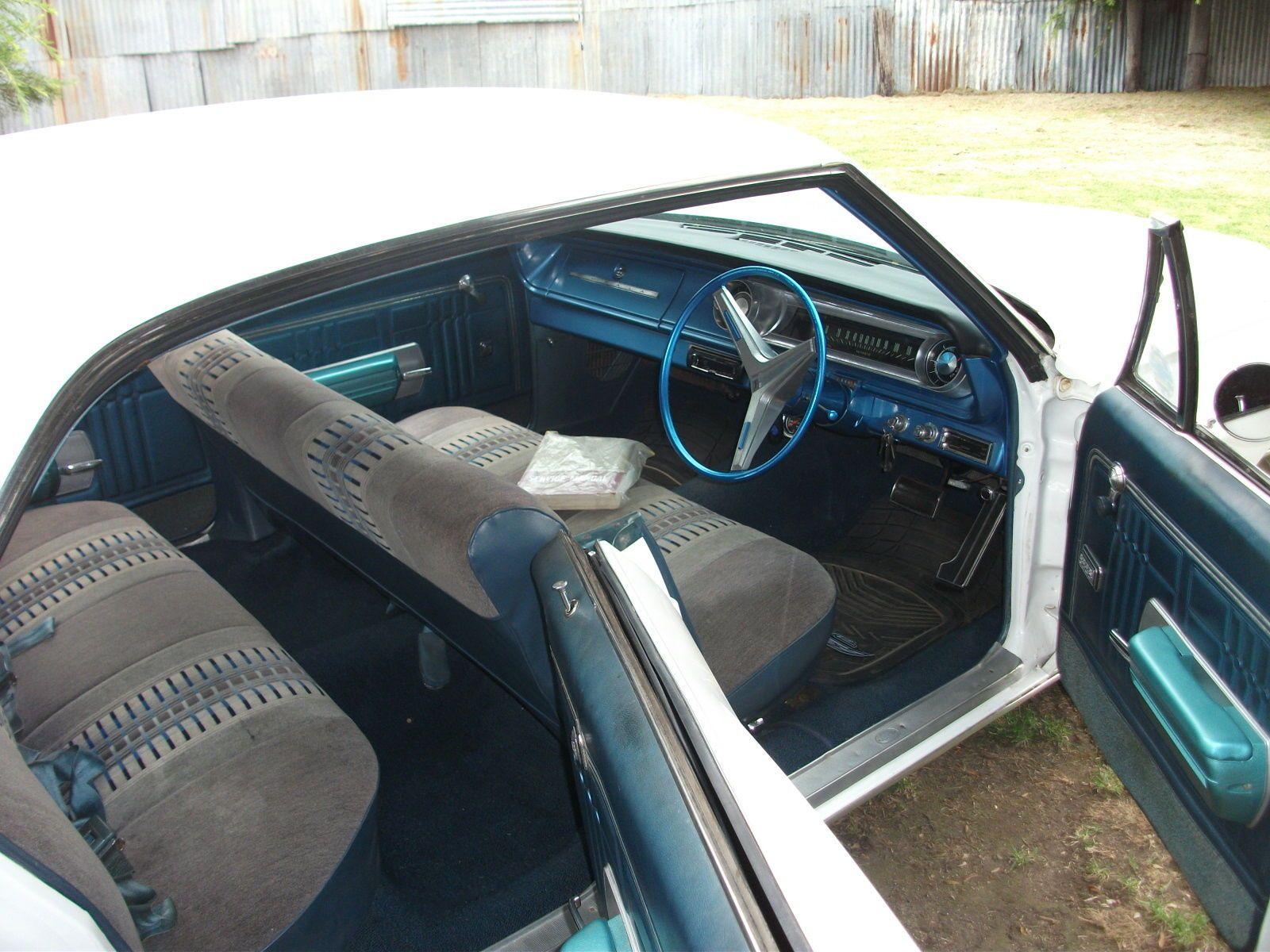 1968 chev impala rhd australian dash