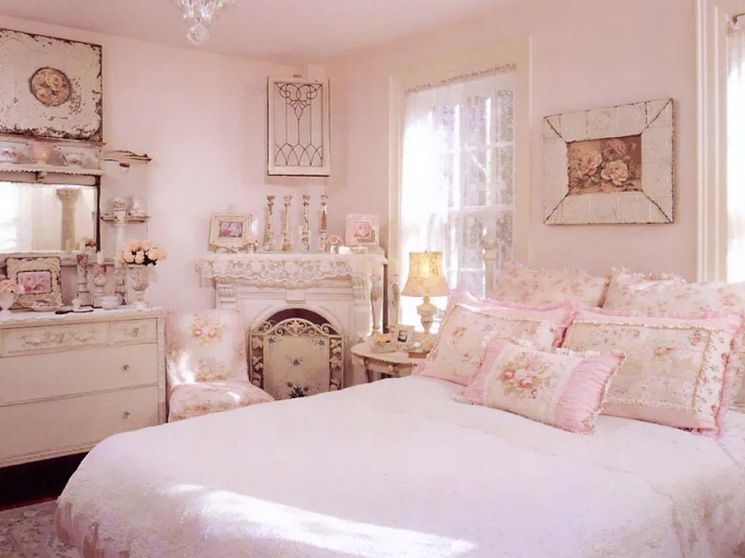 Resultado de imagen para vintage pastel bedroom   Dormitorio ...