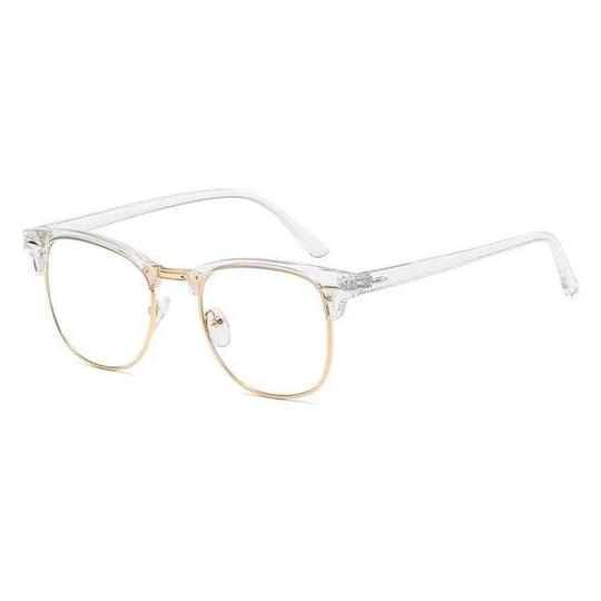 3016 Retro Brand Frames Eyeglasses Women Myopia Glasses