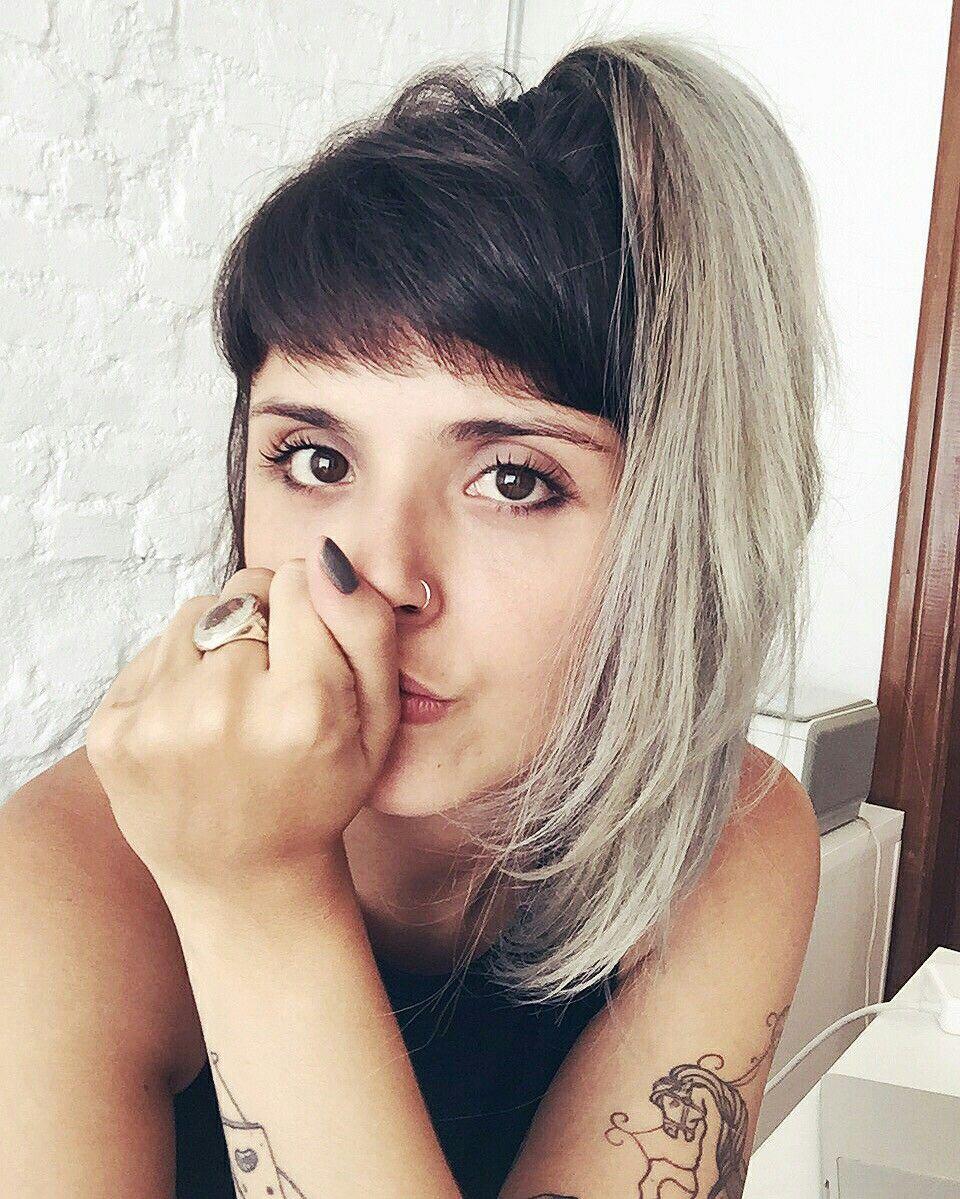 Semi long haircuts for men pin by natália de oliveira on feminino menina girl power  pinterest