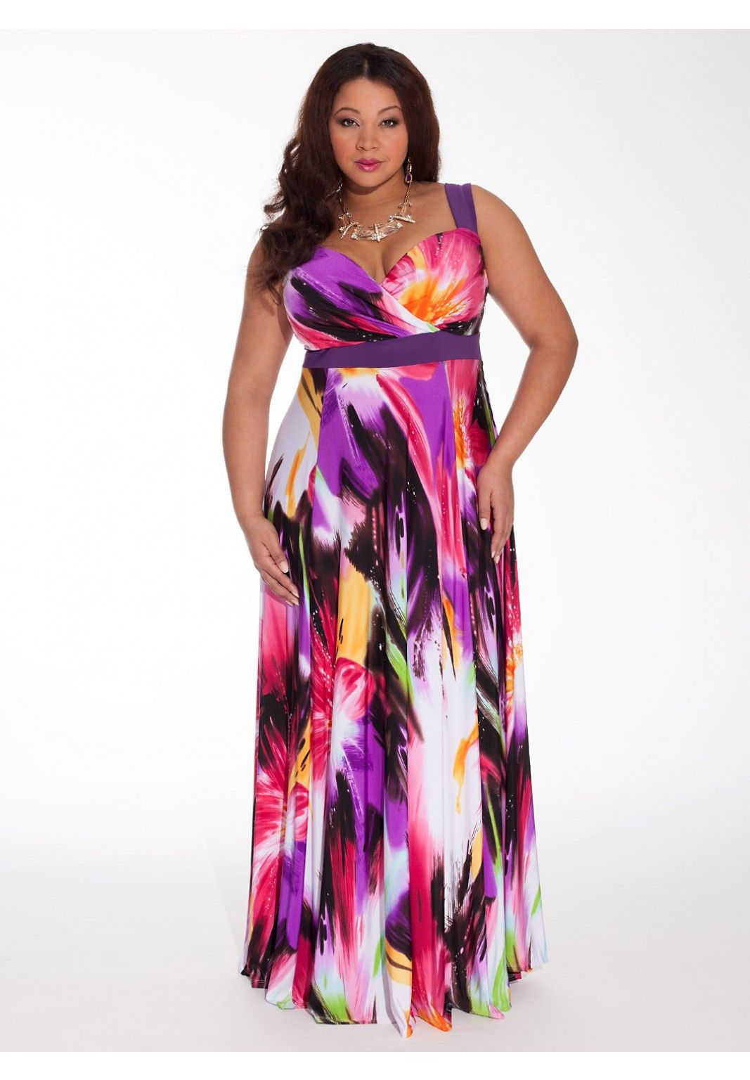 Maxi dress size 00 tapers