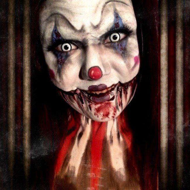 25 Terroríficos maquillajes que podrás usar en Halloween