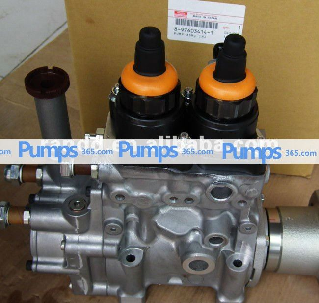 Denso genuine new fuel diesel injection pump 8-97603414-1