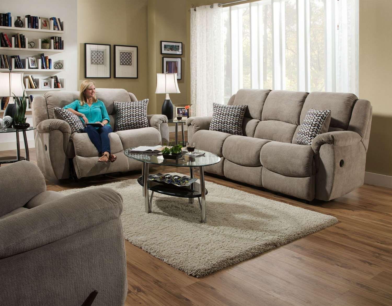 Chenille Reclining Sofa Ffo Home Reclining Sofas
