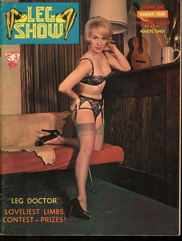 Erotic leg show