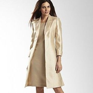 Clearance! Joneswear® Shantung Dress w/Long Jacket  Shop fashion ...