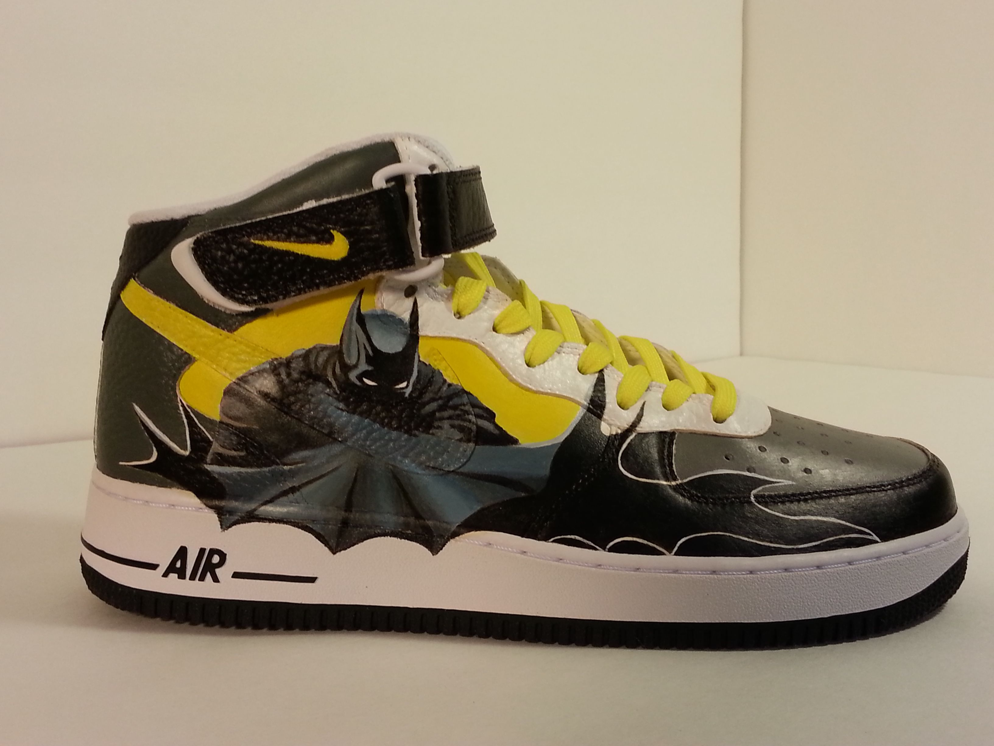 Wolverine Air Force Ones  http://www.etsy.com/listing/119315874/custom-painted-wolverine-shoes ?ref=sr_gallery_5_search_query=custom+painted+wolve…
