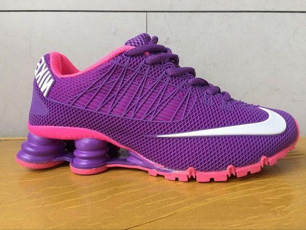 new products 73eda 36a4b Womens Nike Shox Turbo 21 Purple Pink 36-40 Germany