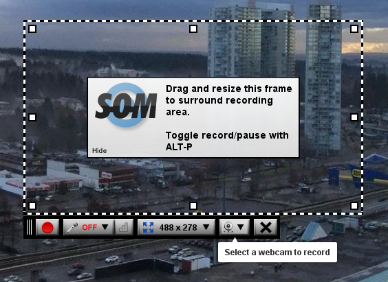 Top 6 Free Screencast Recording Tools For Windows Free Screen Recorder Screen Recorder Screen