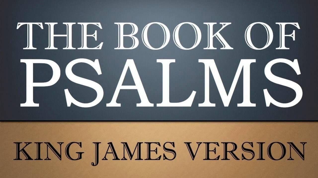 Book of Psalms - Chapter 23 - KJV Audio Bible | Favorite