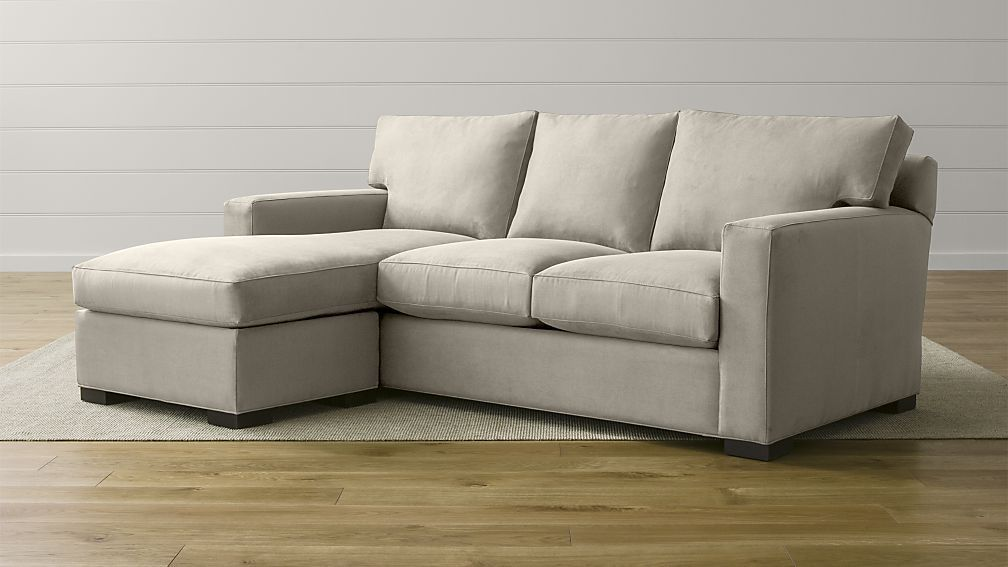 Axis Ii Queen Reversible Sleeper Sectional With Air