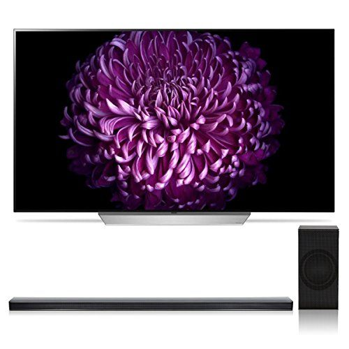Lg Oled55c7p 55 Oled 4k Uhd Hdr Smart Tv With Sj8 4 1 Channel High Resolution Audio Soundbar With Wireless Subwoofer Smart Tv Televisie Usb