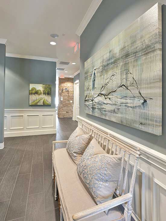 Benjamin moore sea pine paint color (AC-17) - LOVE! | Paint Colors ...