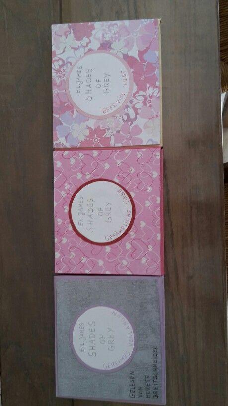 Hübsche CD-HÜLLEN zum Verschenken  Vorlage dazu findet ihr unter Vorlagen :-)