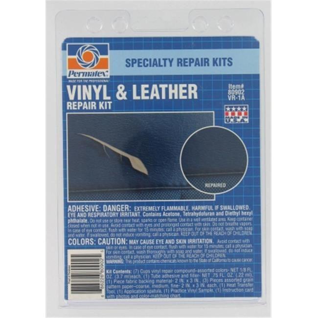 Permatex 80902 Vinyl Amp Leather Repair Kit In 2020