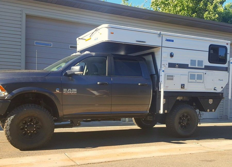 Pin by otis life on Truck Campers | Pickup camper