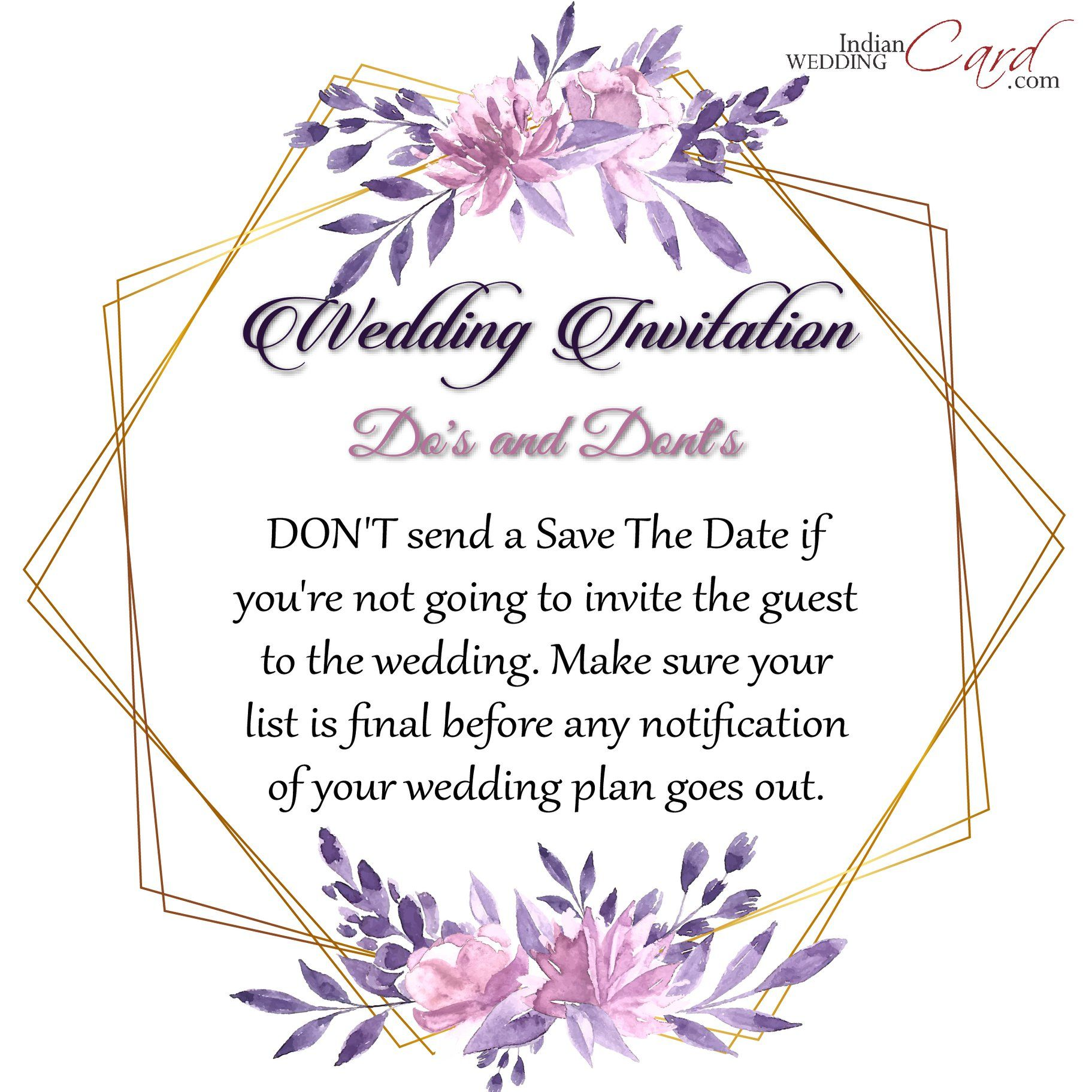 Finalising Your Wedding Guest List Is Very Important To Do Before Your Invitations Go Out Indi Wedding Cards Scroll Wedding Invitations Indian Wedding Cards