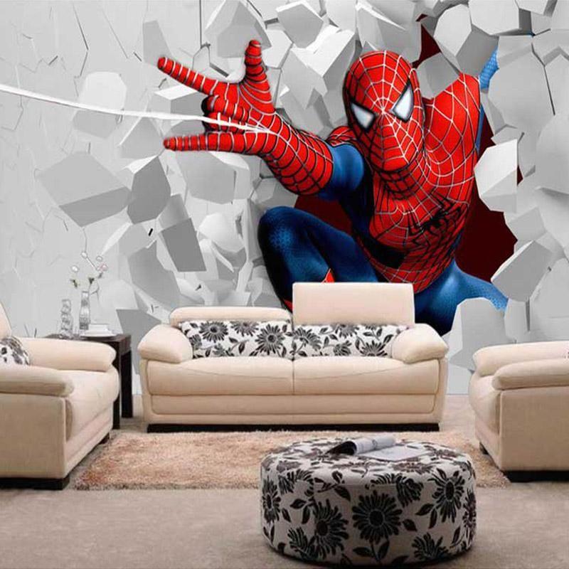 3d Avengers Photo Wallpaper Custom Hulk Wallpaper Unique Design ...