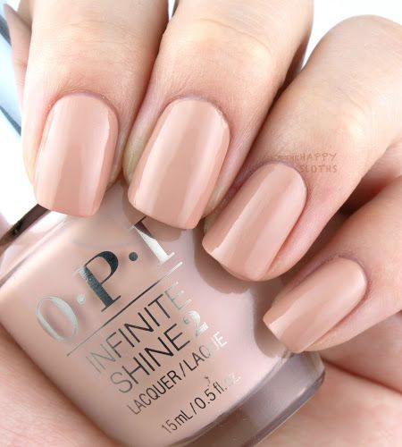 OPI Infinite Shine Summer 2016 Collection - Canadian