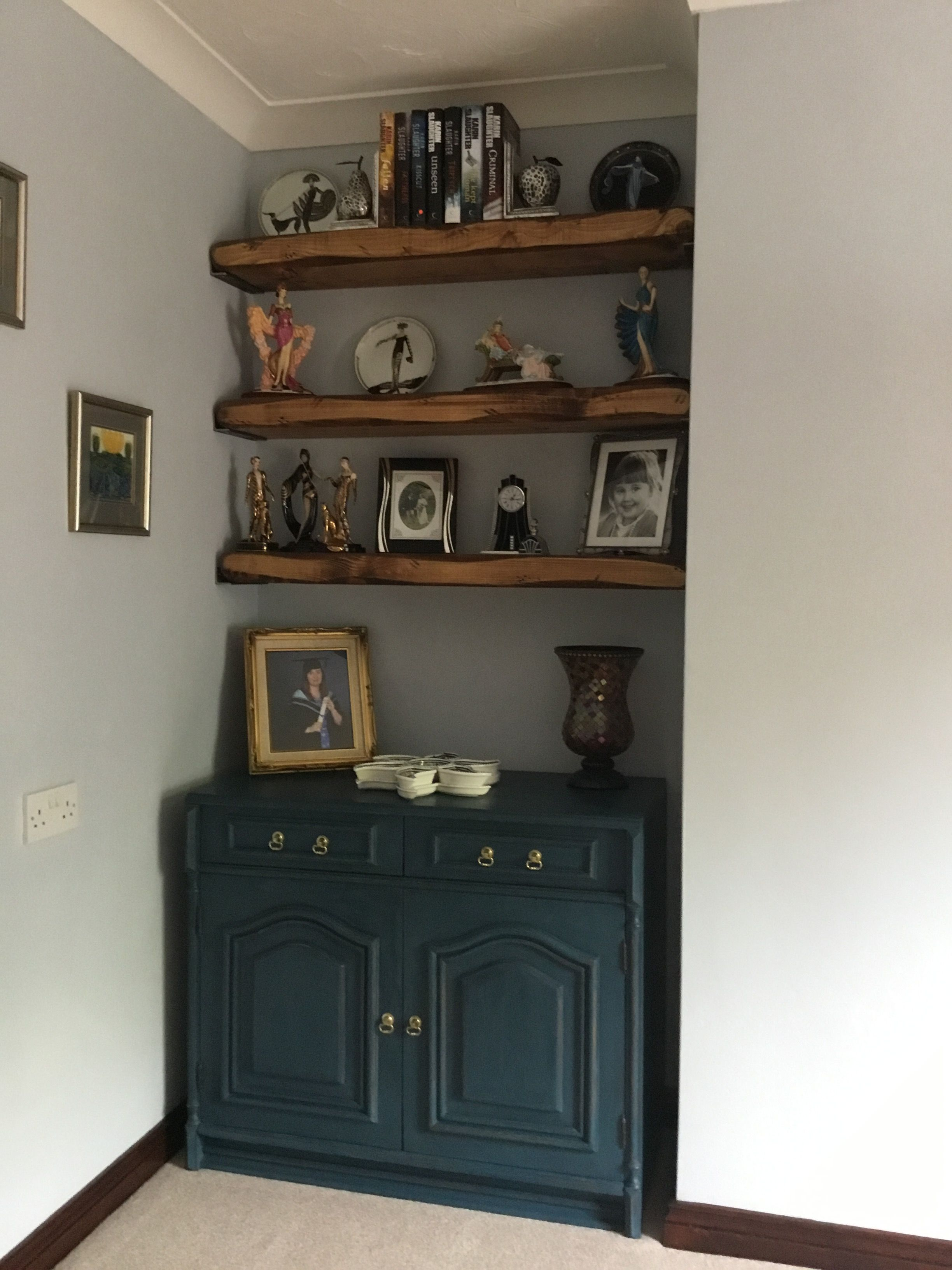 Victorian Terraced House Alcoves We Were Quoted 1700 To Have Built In Cupbo Alcove Ideas Living Room Built In Shelves Living Room Victorian Living Room Decor