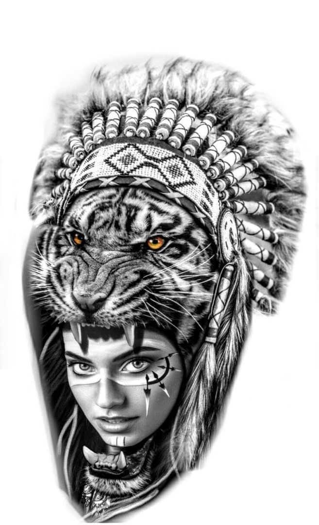 Pin by filip asenov on Tattoo Ideas in 2020 Indian girl