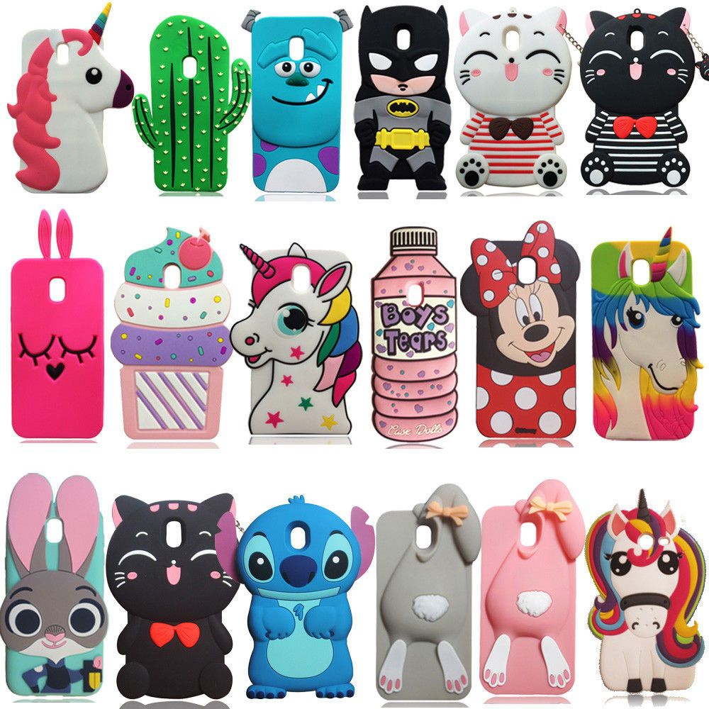 Cellphones & Telecommunications Professional Sale A7 2017 Kawaii 3d Cartoon Unicorn Panda Soft Tpu Silicon Back Phone Cover For Coque Samsung Galaxy A7 2017 A720 Case Shell Etui
