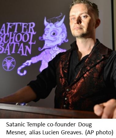 satan Invades Elementary School in Tacoma, Washington