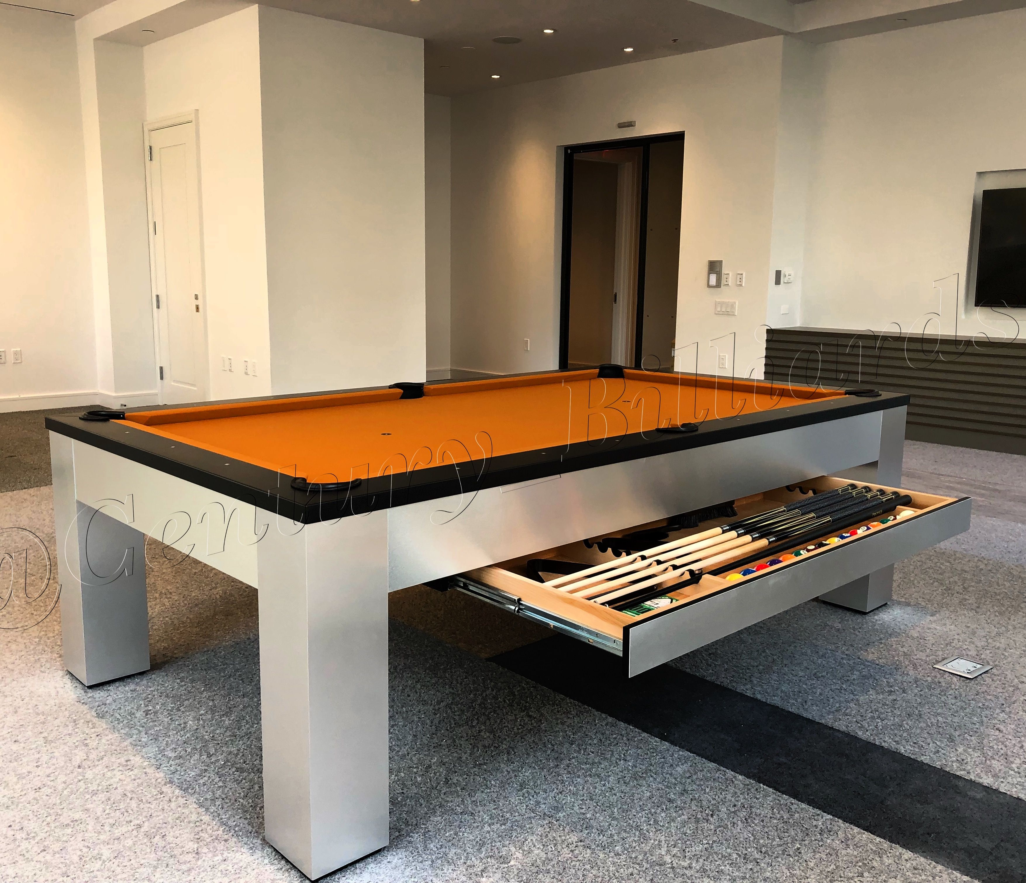 Custom Pool Tables Pool Table Custom Pool Tables Bars For Home