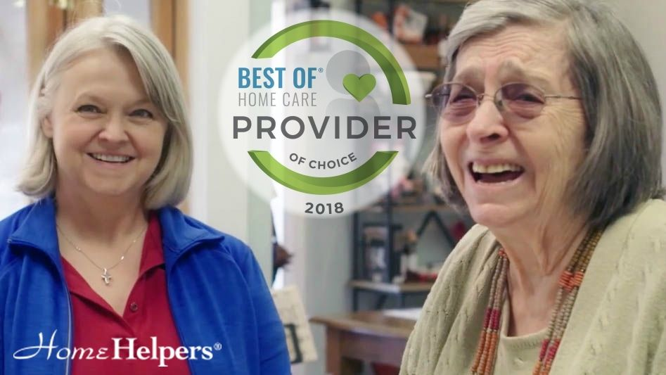 Home Helpers of Bradenton Receives 2018 Provider of Choice