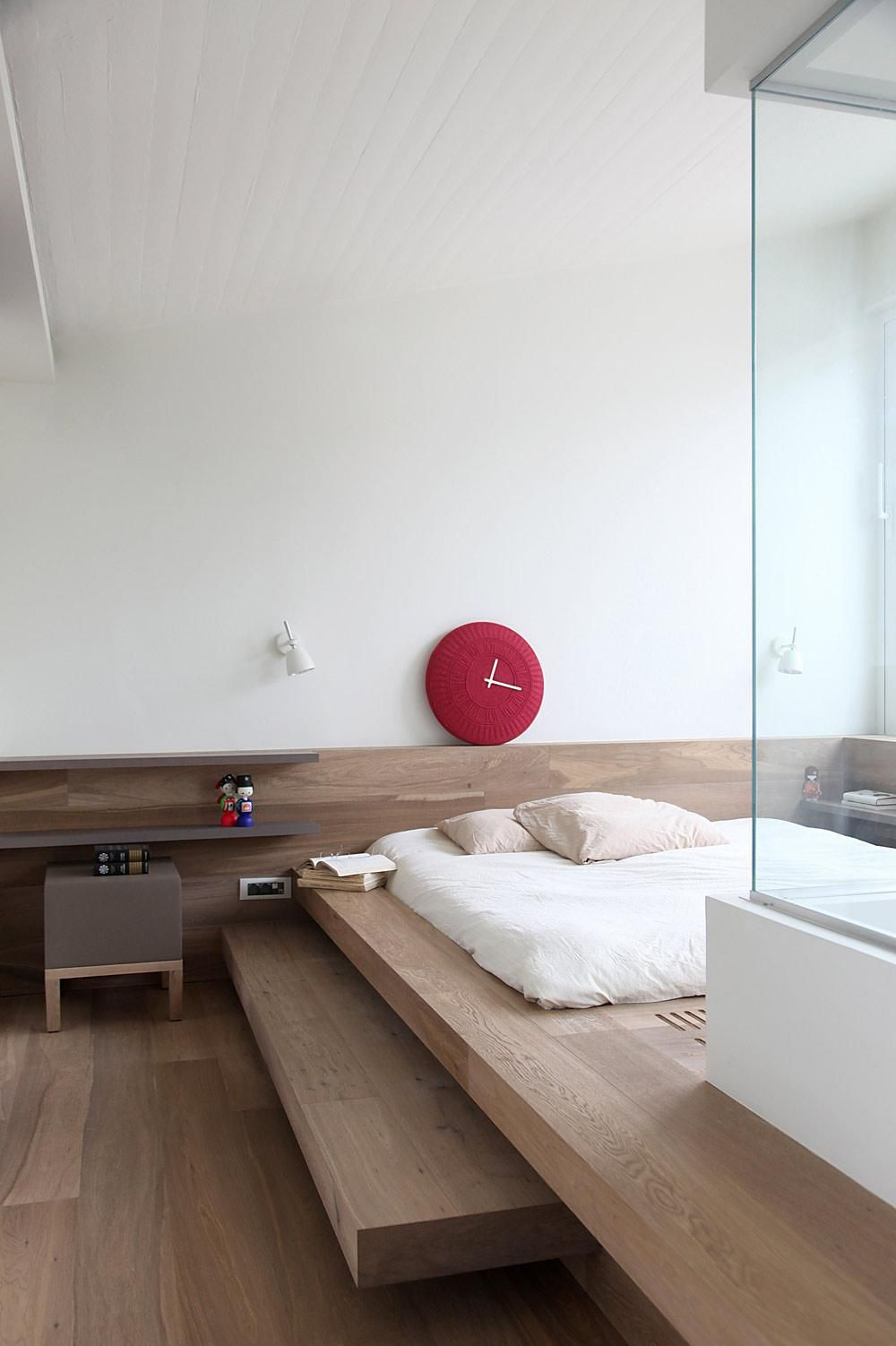 We Wanted To Stay In Bed Modern Bedroom Interior Minimalist