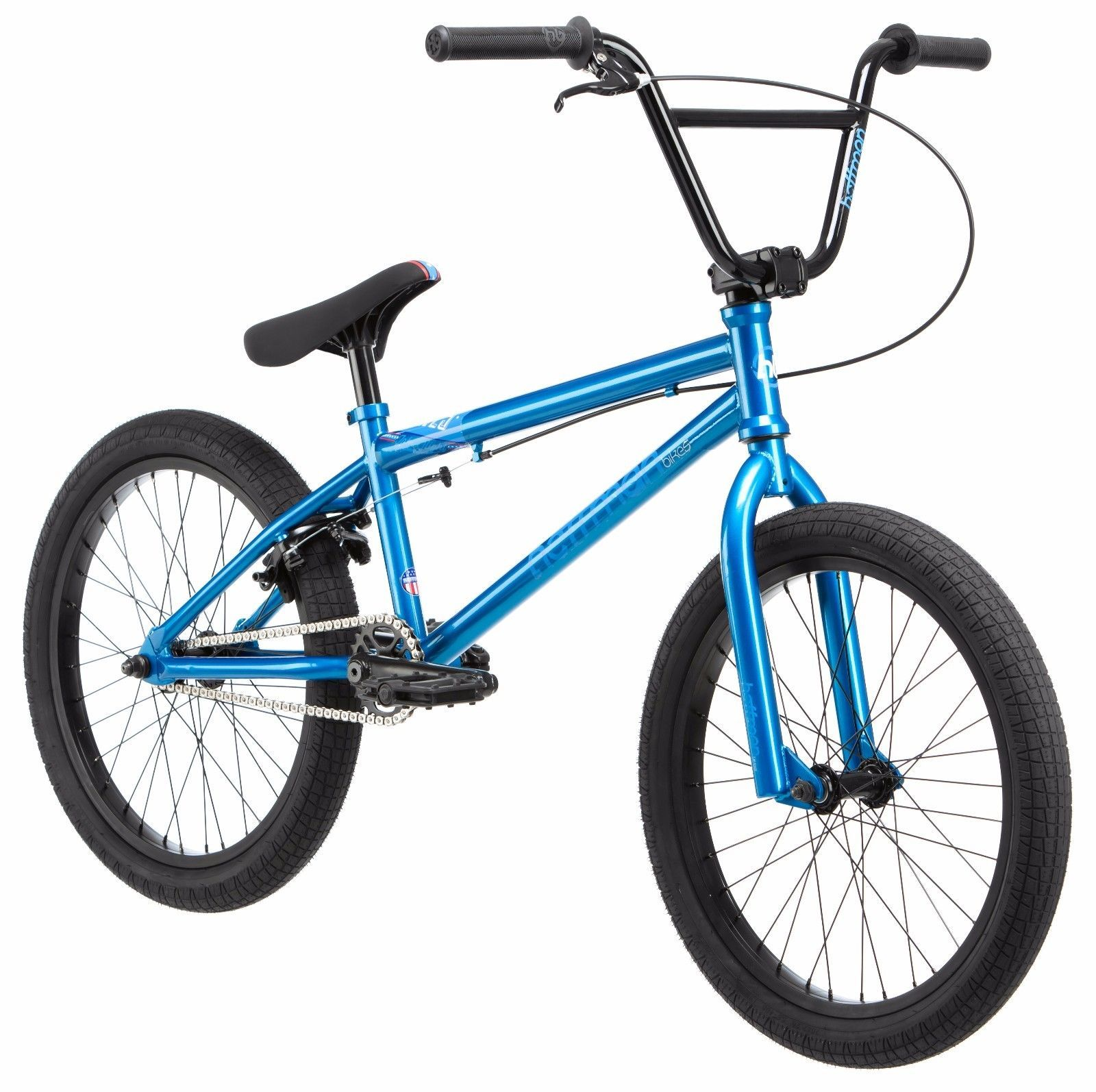 20 Hoffman Bmx Freestyle Aves Bike Blue Free Shipping On All