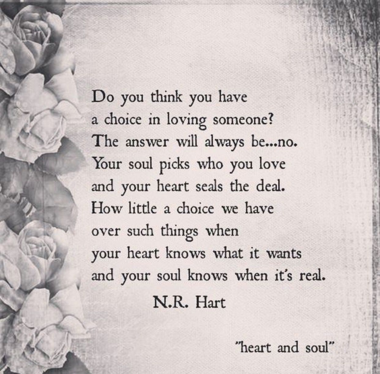 Quotes About Loving Someone Who Doesn T Love You It Was Real For Me.too Real She Took It All.heart And Soul