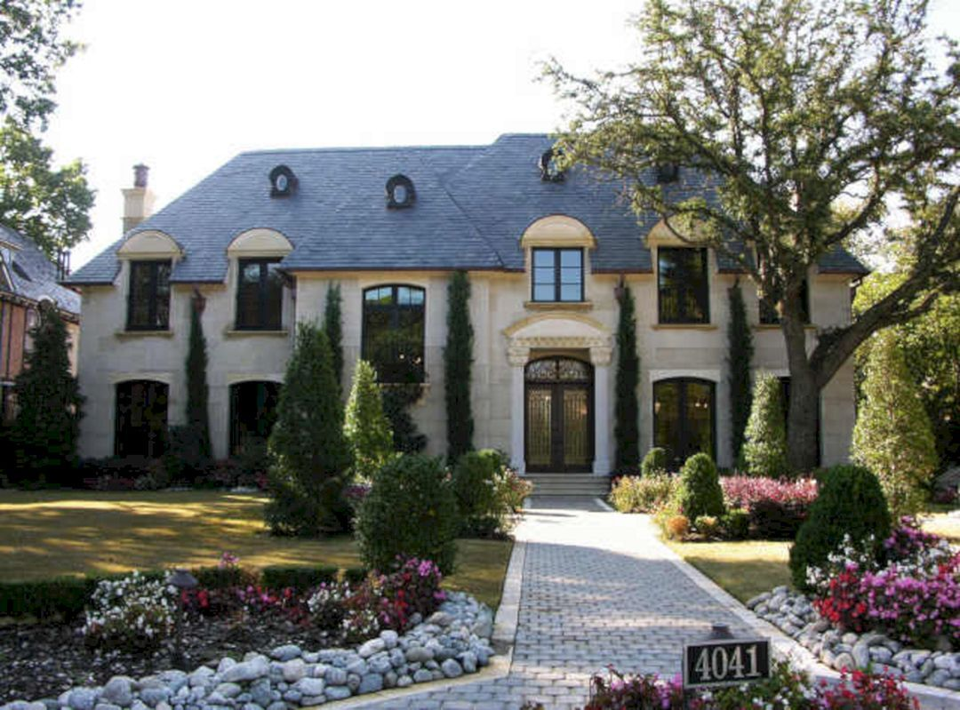 25 Best French Normandy House Plans Collections To Inspire You To Build New House Freshouz Com French Style Homes French House House Designs Exterior