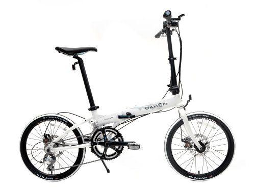 Dahon Formula S18 Folding Bike White One Size Amazon Best