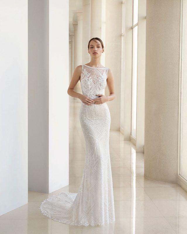 Katarina Hochzeit 2019 Kollektion Rosa Clara Soft Vintage
