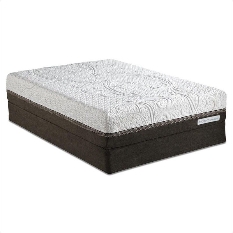 Serta Icomfort Directions Acumen Plush Memory Foam Gel Mattress