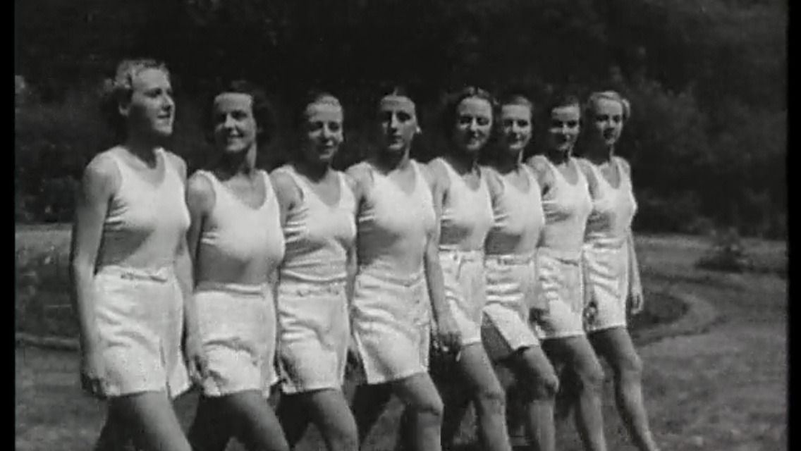 Nazi germany nude parade girl galleries 115