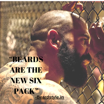 If you are looking for Beard quotes then you are on right place. Growing beard is not that easy it takes lot of time and patience to do. Beard quotes is the way to keep motivated yourself all time. This post contain Short Beard Quotes, Beard quotes for whatsapp, Beard quotes for 2018 and best beard quotes.......