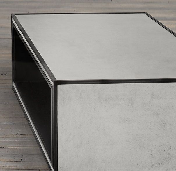 72 Strand Mirrored Coffee Table Mirrored Coffee Tables Coffee