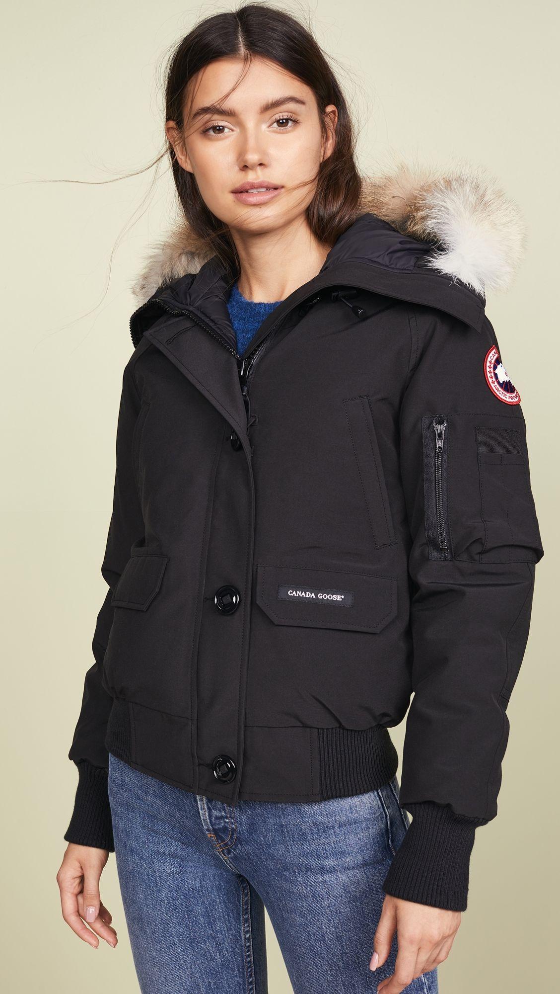 Canada Goose Chilliwack Bomber Canada Goose Women Goose Clothes Clothes For Women