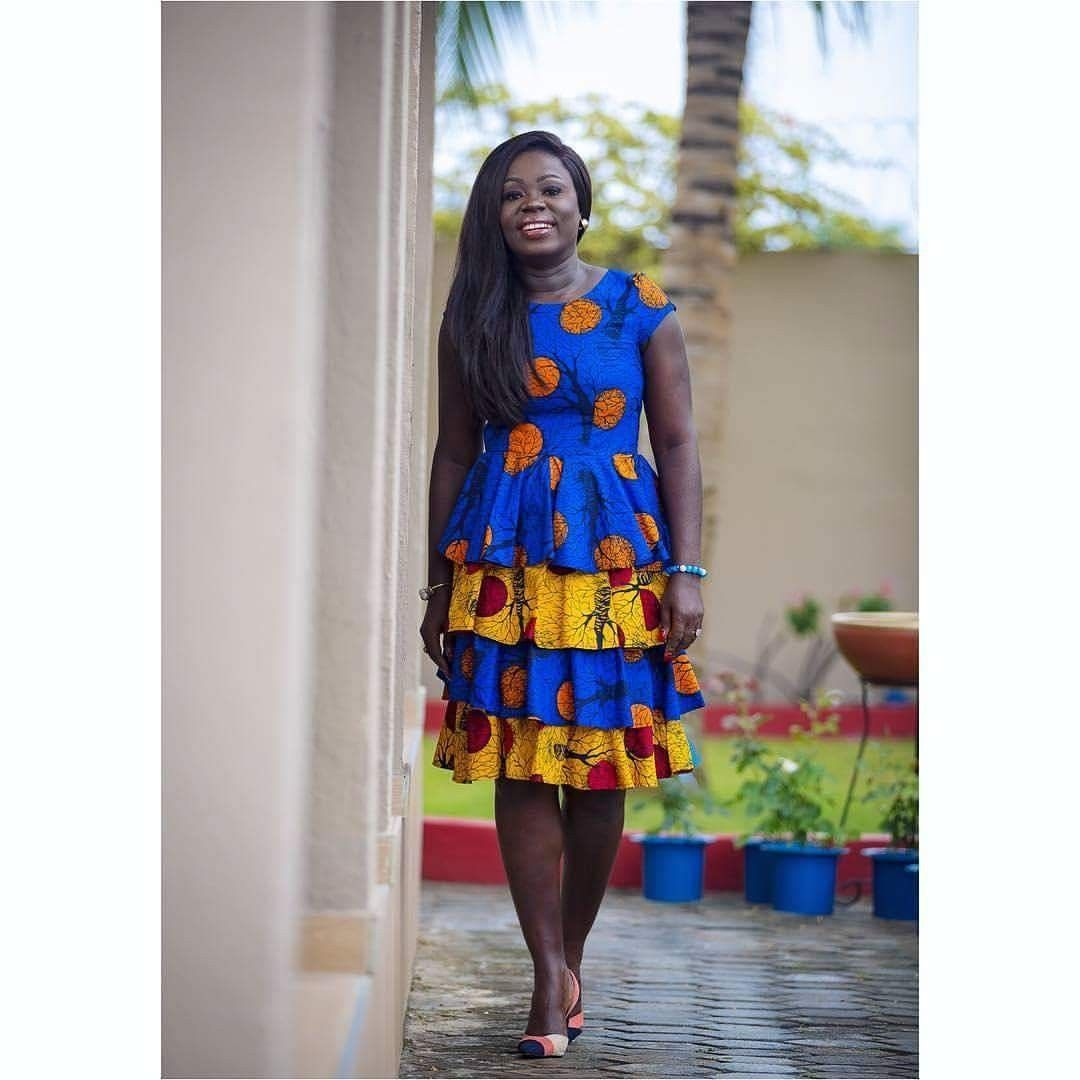 Pin on short dresses pinterest african wear africans and shorts