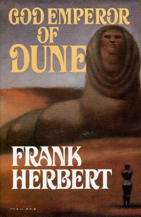 fuckyeahsciencefiction:  GOD EMPEROR OF DUNE