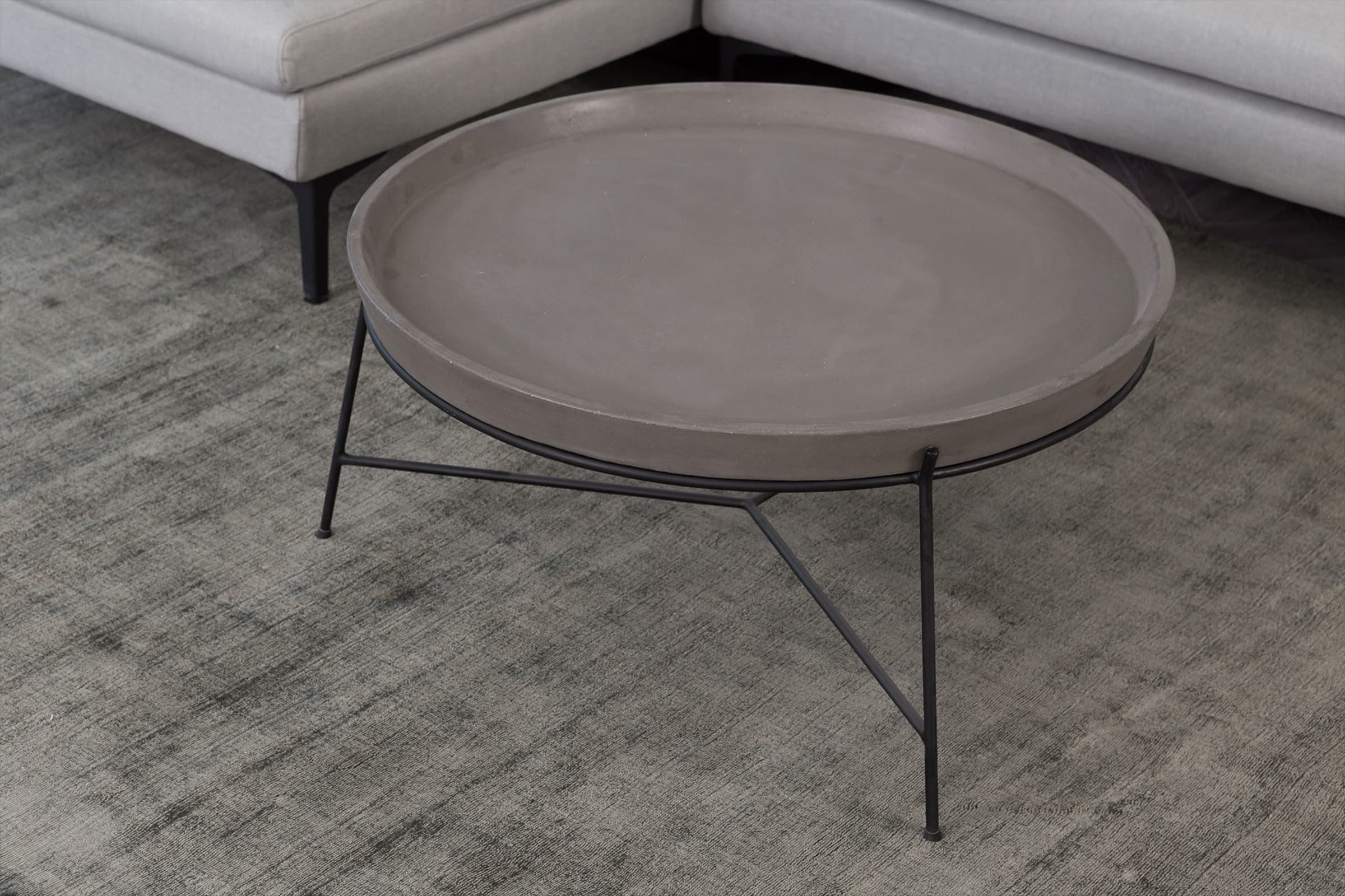 Enfield Coffee Table D1 Coffee Table Round Coffee Table Table [ 1600 x 2400 Pixel ]