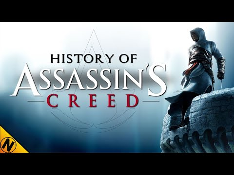 History of Assassin's Creed (2007 2018) YouTube in