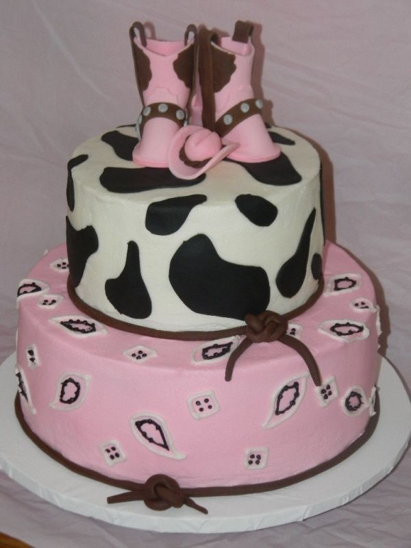 Through The Thousand Pictures Online Regarding Cowgirl Birthday Cake