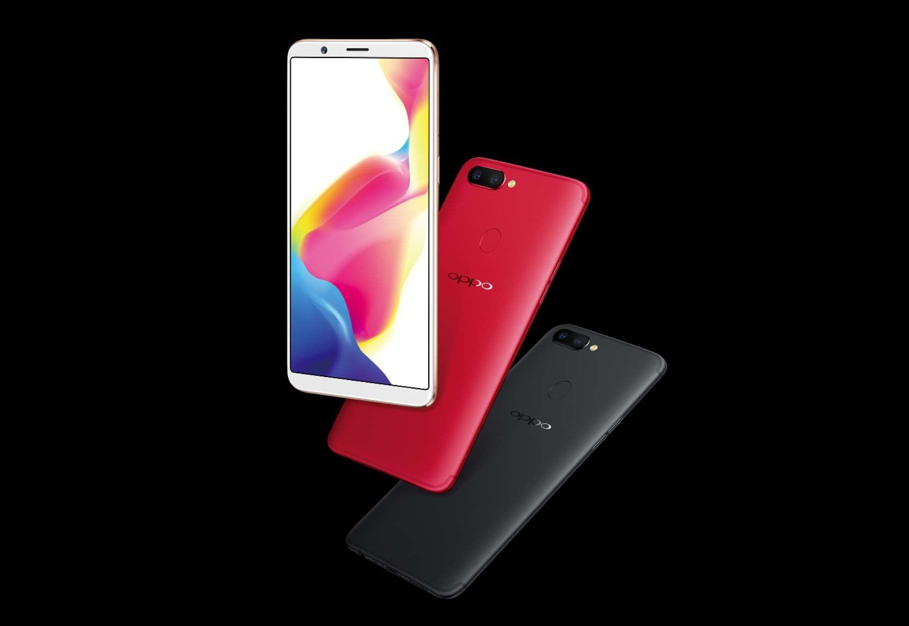 OPPO R11s and R11s Plus revealed with 18 9 displays 16 MP and 20 MP dual cameras