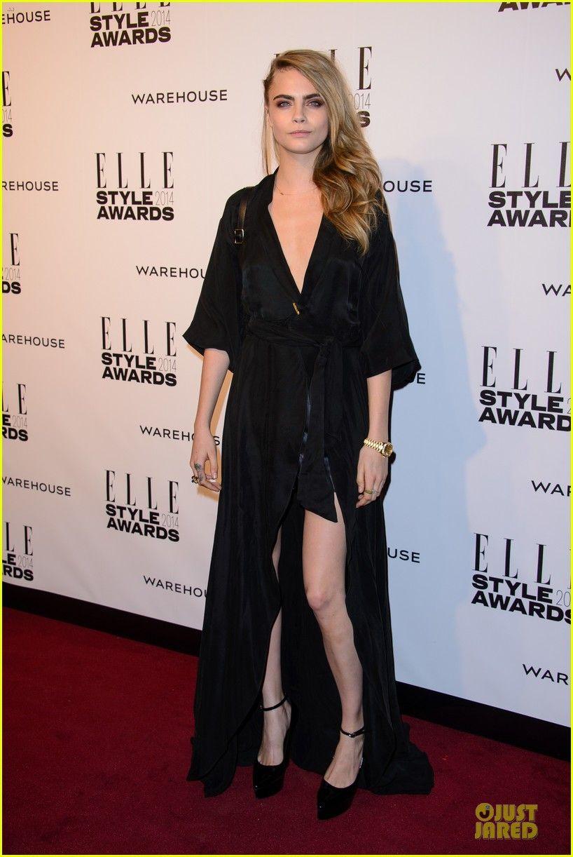 Suki Waterhouse & Cara Delevingne: Stunning Models at Elle Style Awards 2014!   suki waterhouse cara delevingne stunning models at elle styl...