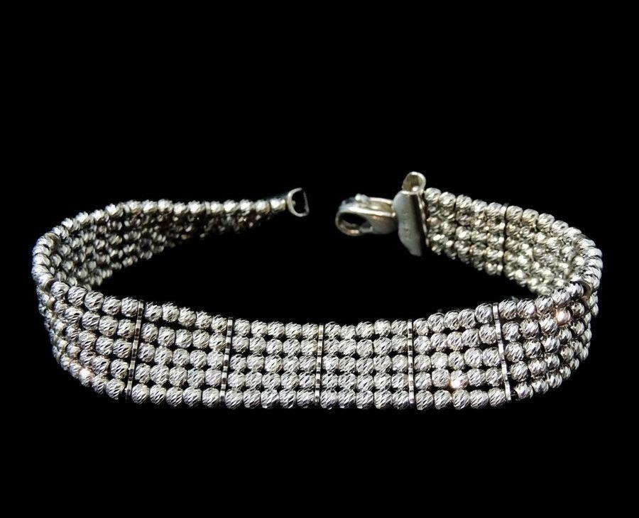 Vintage Flower Bracelet Vintage Silver Jewelry Signed Denmark Jewelry 830 Silver Jewelry Aksel Rasmussen Kert Jewelry