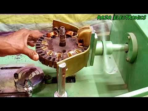 Homemade Fan Winding Machine Fan Winding Machine