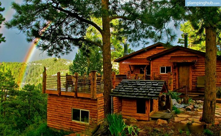 Escape to the Rockies at PetFriendly Luxury Cabin near